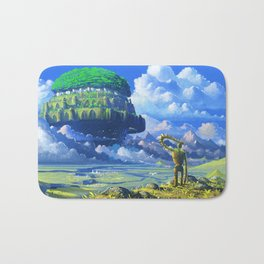 Castle in the sky Bath Mat