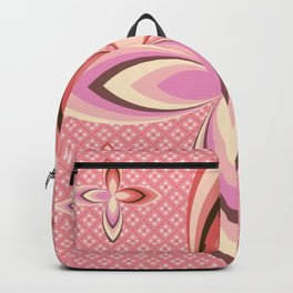 amazing Colorful geometric  Pattern  , with amazing look and design  Backpack