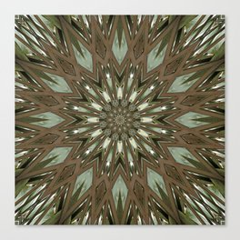 kaleidoscope_06 Canvas Print