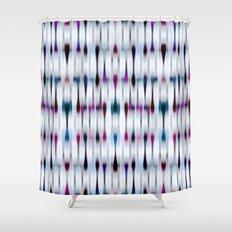The Jelly Bean Express Platform 43 Shower Curtain