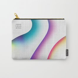 Feed your mind (Light) Carry-All Pouch
