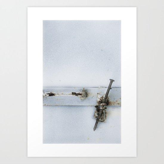 closed#02 Art Print