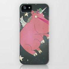 Super Horse... Unicorn Dreams. iPhone (5, 5s) Slim Case