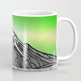 Mount Taranaki New Zealand Coffee Mug