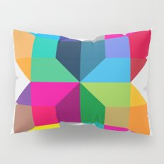 The Intersection Pillow Sham