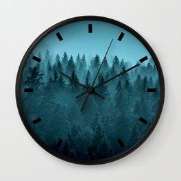 Keep the balance Nature spirit Wall Clock
