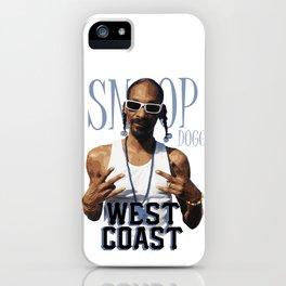 Snoop Dogg // West Coast iPhone Case
