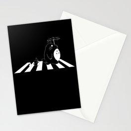 Ghibli Road Stationery Cards