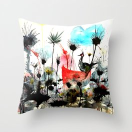 Another Place Throw Pillow