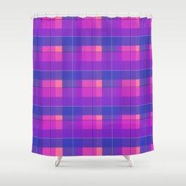 Genderfluid (pattern) Shower Curtain