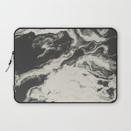Marble Print Laptop Sleeve