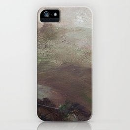 Moody Landsape iPhone Case