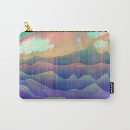 Sea of Clouds for Dreamers Carry-All Pouch