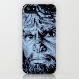 WORF iPhone Case