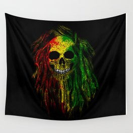 Rasta Fun Wall Tapestry