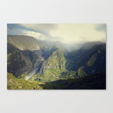 The Lost World Canvas Print