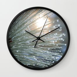Warming Wall Clock