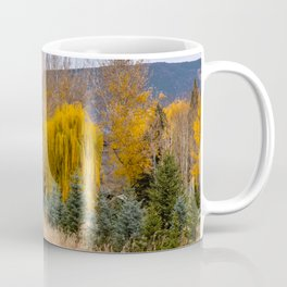 Colorado Little Red Barn Coffee Mug