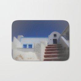 Santorini, Greece 7 Bath Mat
