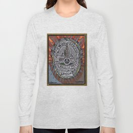 LAPD Psychic Officer  Long Sleeve T-shirt