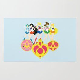 Sailor Soldiers Rug