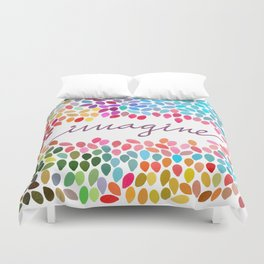 Imagine [Collaboration with Garima Dhawan] Duvet Cover