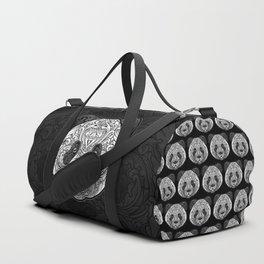 Zen Panda Duffle Bag