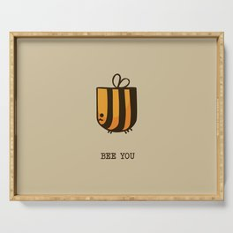 Bee You Serving Tray