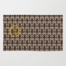 Sherlock Wallpaper Rug