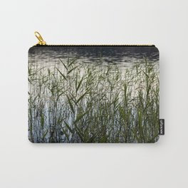 Lake Plants Carry-All Pouch