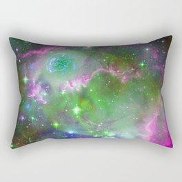 Gas Giant Forming Rectangular Pillow