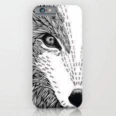 wolf like me Slim Case iPhone 6