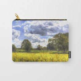 The Peaceful Farm Art Carry-All Pouch