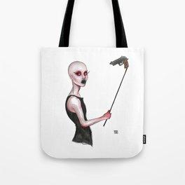 Kill Your Selfie Tote Bag