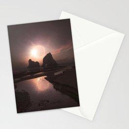 New Zealand Solar Eclipse Stationery Cards