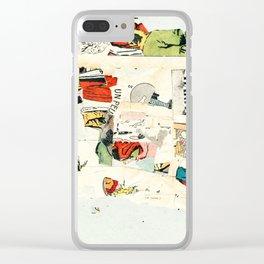 (A suivre.) Clear iPhone Case