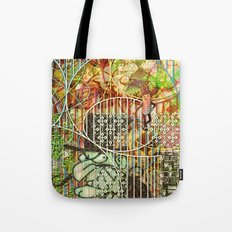 Crimson Petal's Lying Decay (2) Tote Bag