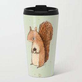 Sarah the Squirrel Travel Mug