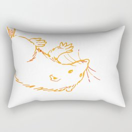 Awesome Possum Rectangular Pillow