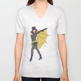 Batgirl [ Alt ] #1 Unisex V-Neck