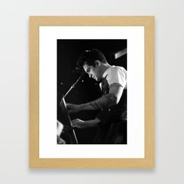 Brendon Urie @ The Sound Academy (Toronto, ON) Framed Art Print