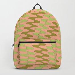 Psychedelic Seaweed Backpack