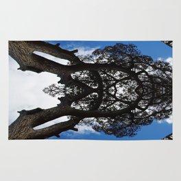 Leaning Tree Rug