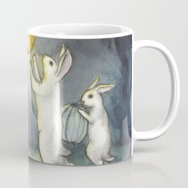 Sky Lanterns Coffee Mug