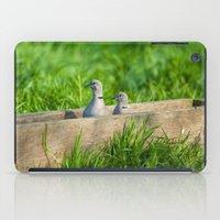 pigeon iPad Cases featuring pigeon by Marcel Derweduwen