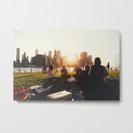 New York 07 Metal Print