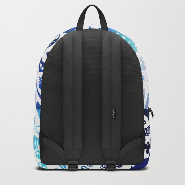 Alice in Wonderland - Galaxy Backpack
