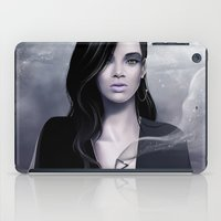 rihanna iPad Cases featuring Rihanna by Nicolas Jamonneau