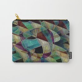 Flower Warrior Carry-All Pouch