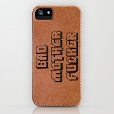 Bad Motherfucker iPhone case Slim Case iPhone (5, 5s)